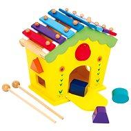 Vkládačka a xylofon v 1