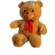 Medvěd s mašlí - světle hnědý