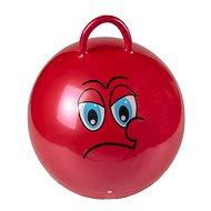 Skákací míč - Smajílk červený