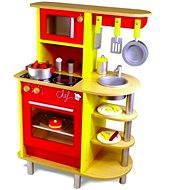 Kuchyňka vč. nádobí a potravin