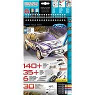 Ford Focus - Portfolio s pastelkami