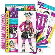 Style me up - Město návrhářské portfolio