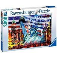 Ravensburger New York koláž