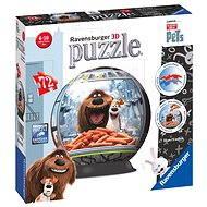 Ravensburger 3D Puzzleball - Tajný život mazlíčků
