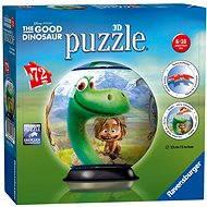Ravensburger 3D Puzzleball - Hodný dinosaurus