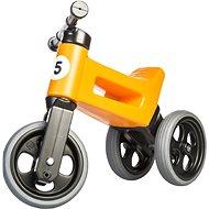 Funny Wheels 2v1 - oranžové