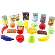Ovoce a zelenina 60 ks v plastovém boxu