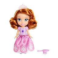 Sofie První: růžové šaty