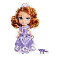 Sofie První: fialové šaty