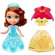 Sofie První: Panenka s šaty a doplňky zimní set