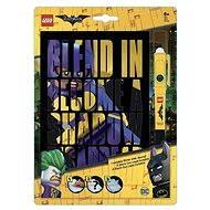 LEGO Batman Movie Zápisník s neviditelným perem Batgirl