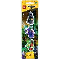 LEGO Batman Movie Mazací gumy Batman/Robin/Joker