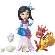 Disney Princess Mini princezna s kamarádem Mulana