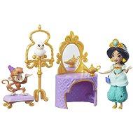 Disney Princess Mini princezna tématický set zlatá