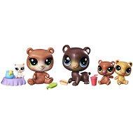 Littlest Pet Shop Sběratelský set medvídků