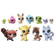 Littlest Pet Shop Velký sběratelský set 11 ks zvířátek