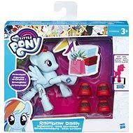 My Little Pony Poník Rainbow Dash s doplňky