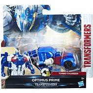 Transformers Turbo 1x transformace Four Moons (Optimus Prime)