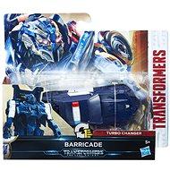 Transformers Turbo 1x transformace Mars (Barricade)