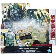 Transformers Turbo 1x transformace Supernova (Autobot Hound)