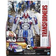 Transformers Poslední rytíř Turbo 3x Optimus Prime