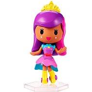 Mattel Barbie Ve světě her fialová figurka