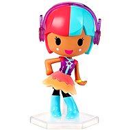 Mattel Barbie Ve světě her červeno-modrá figurka
