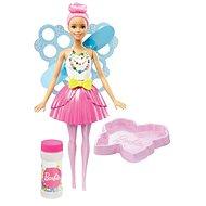 Mattel Barbie Bublinková víla světle růžová