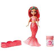 Mattel Barbie Malá Bublinková víla – červená