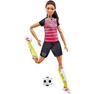 Mattel Barbie sportovkyně - Fotbalistka
