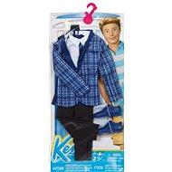 Mattel Barbie Kenův obleček – fialovo-černý