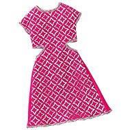 Mattel Barbie šaty – růžové