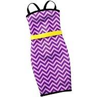 Mattel Barbie šaty – fialové