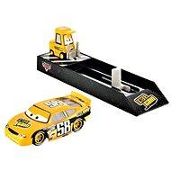 Mattel Cars závodní vystřelovač – Billy Oilchanger