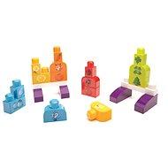 Mega Bloks kostky Pro malého stavitele – Animal Adventures