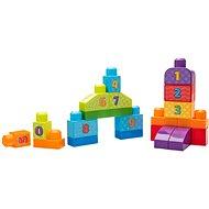 Mega Bloks kostky Pro malého stavitele – 1-2-3 Count