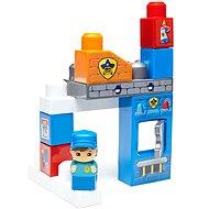 Mega Bloks Základni herní set – policejní stanice