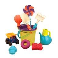 B-Toys Sada hraček na písek v tašce