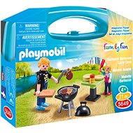 Playmobil 5649 Přenosný box - Zahradní grilování
