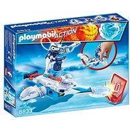Playmobil 6833 Icebot s odpalovačem