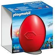 Playmobil 6836 Velikonoční vejce Dračí bojovník