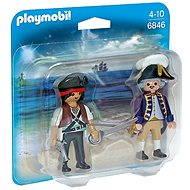 Playmobil 6846 Duo Pack Pirát a voják