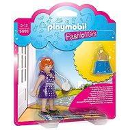 Playmobil 6885 Fashion Girl - City