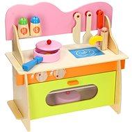 Kuchyňka ze dřeva