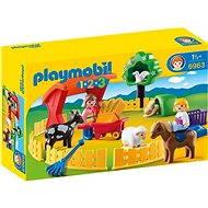 Playmobil 6963 Výběh domácích zvířat