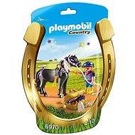 """Playmobil 6970 Zdobení poníků """"Hvězdička"""""""