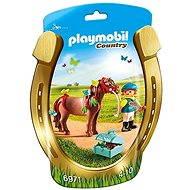 """Playmobil 6971 Zdobení poníků """"Motýlek"""""""