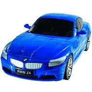 3D Puzzle auto - BMW Z4 modré