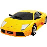 3D Puzzle auto - Lamborghi žluté