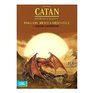 Catan - Poklady, draci a objev